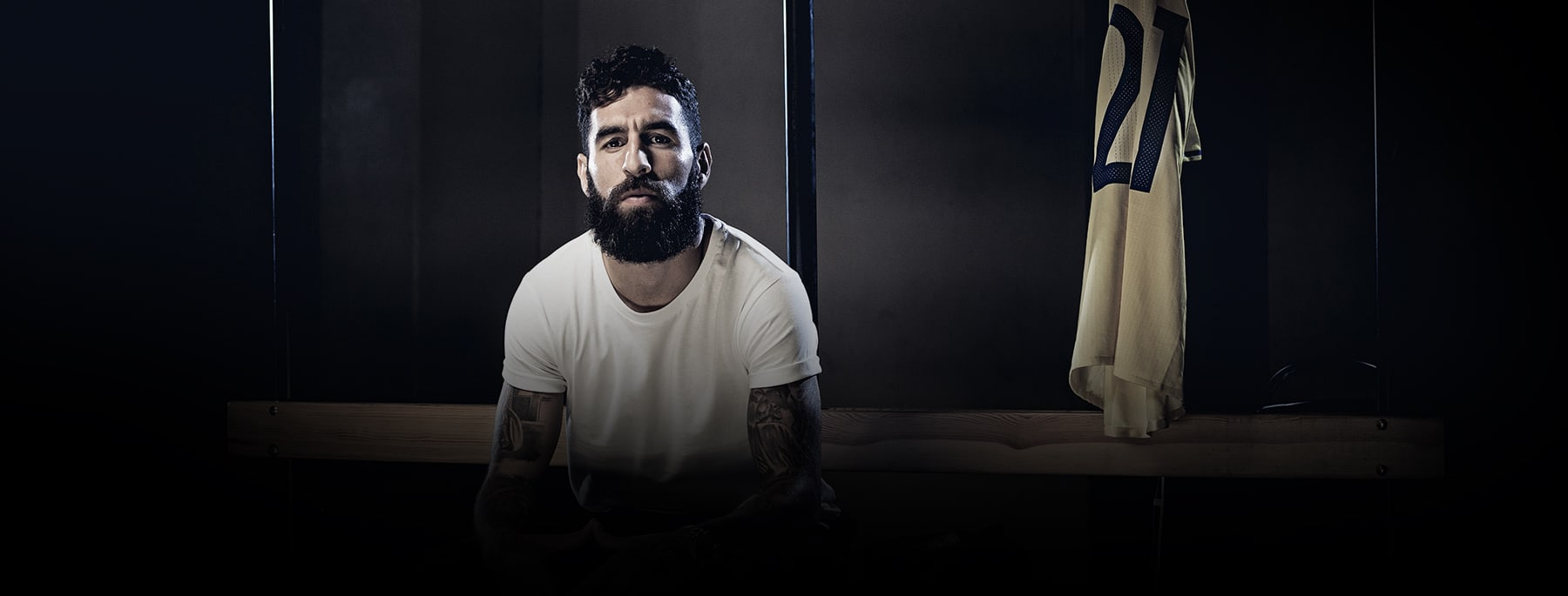 Jimmy Durmaz stödjer Locker Room Talk
